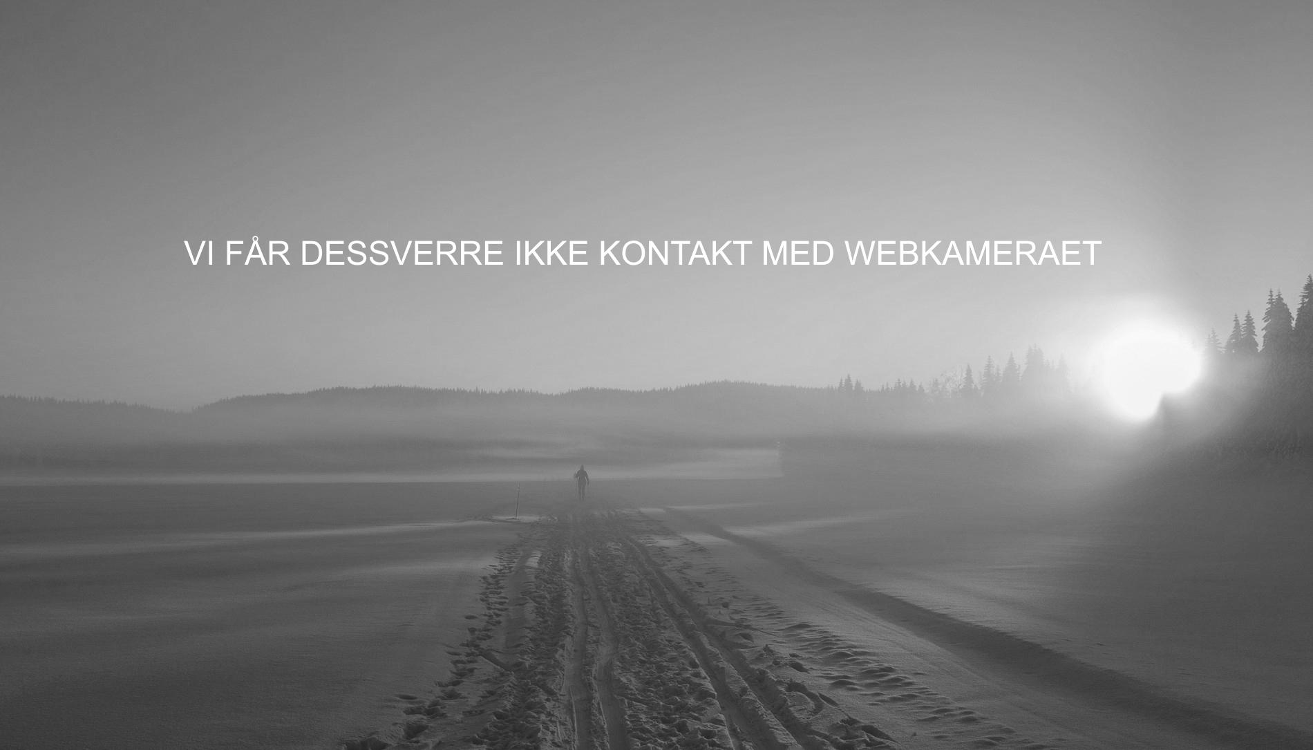 Brovoll - ski hut; towards north west