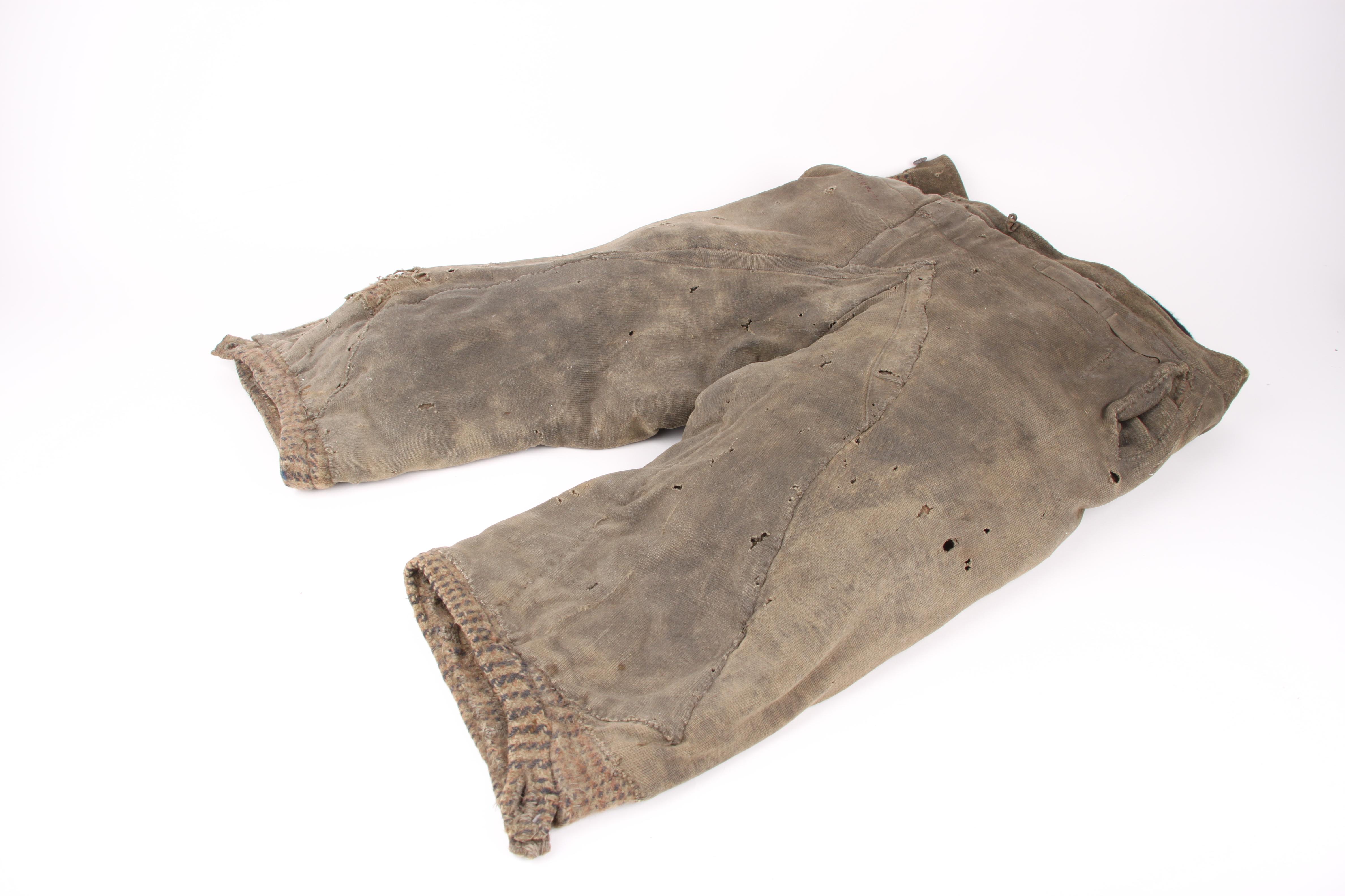 Jakke og bukse Skimuseet i Holmenkollen DigitaltMuseum