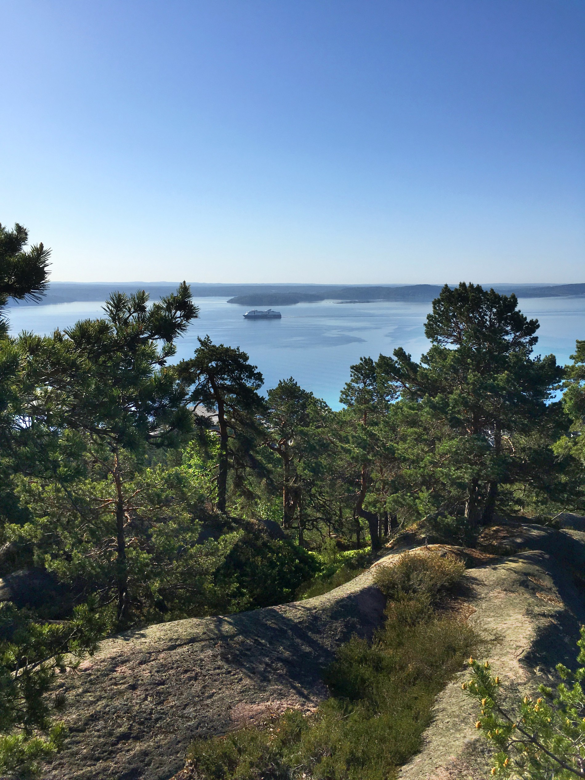 Panorama på Tofte
